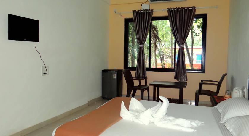 Book hotel rooms in Goa